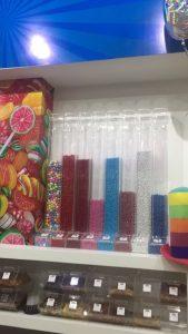 Exhibidores de dulces
